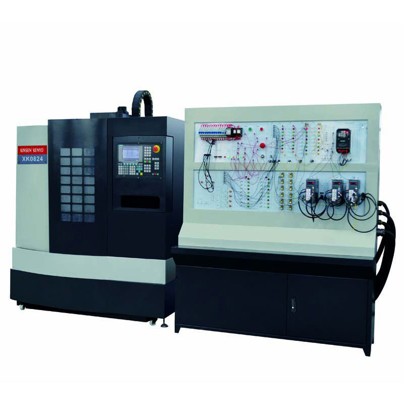 CNC milling education system